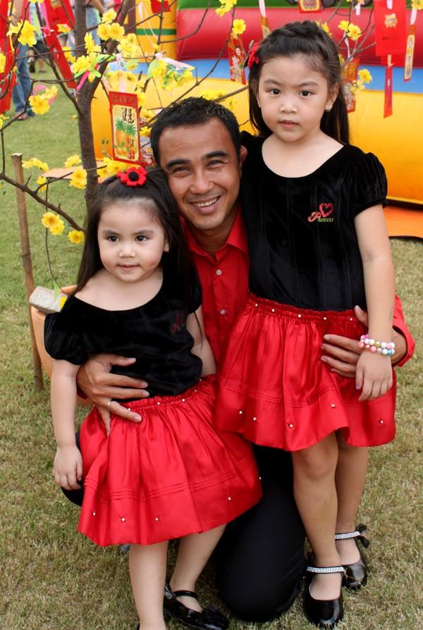 Ngắm quá trình lớn lên của các nhóc tì Sao Việt 12