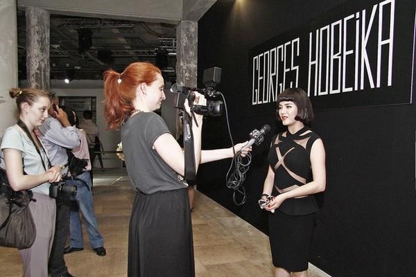 Lý Nhã Kỳ lộng lẫy trên FashionTV