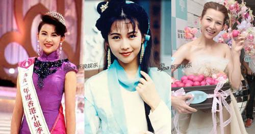 Hoa hậu Hồng Kông: Ngày ấy - bây giờ - 12