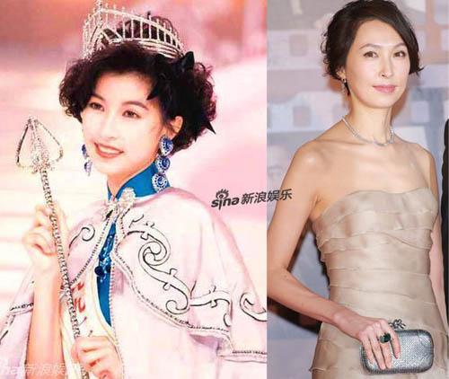 Hoa hậu Hồng Kông: Ngày ấy - bây giờ - 13