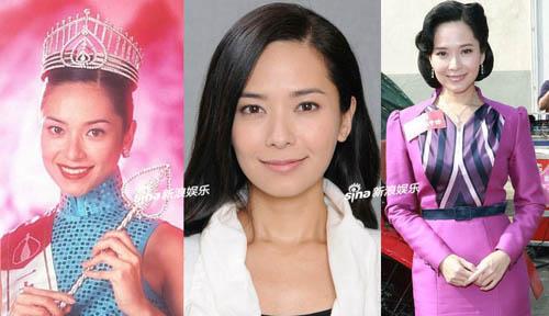 Hoa hậu Hồng Kông: Ngày ấy - bây giờ - 14