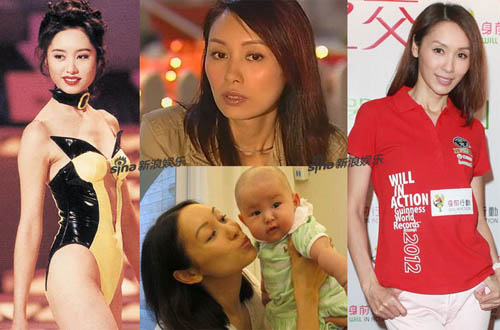 Hoa hậu Hồng Kông: Ngày ấy - bây giờ - 16