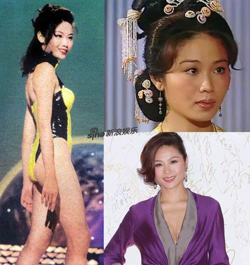 Hoa hậu Hồng Kông: Ngày ấy - bây giờ - 18