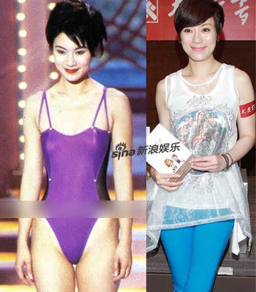 Hoa hậu Hồng Kông: Ngày ấy - bây giờ - 19