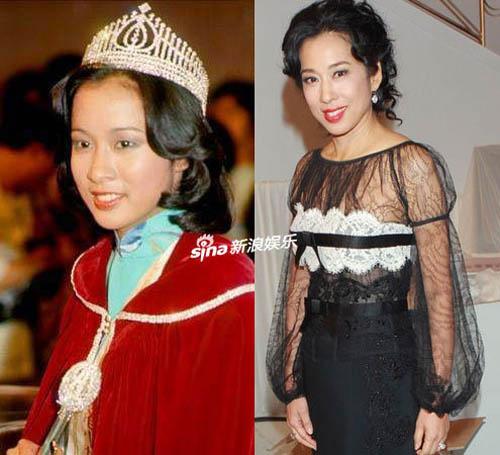 Hoa hậu Hồng Kông: Ngày ấy - bây giờ - 4