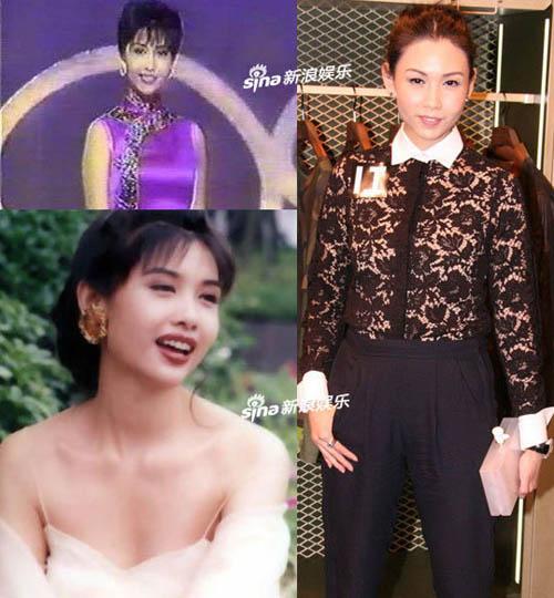 Hoa hậu Hồng Kông: Ngày ấy - bây giờ - 5
