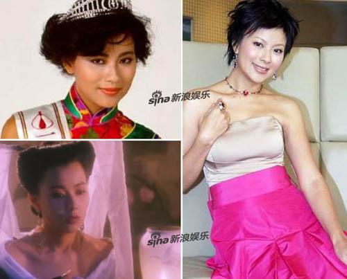 Hoa hậu Hồng Kông: Ngày ấy - bây giờ - 8