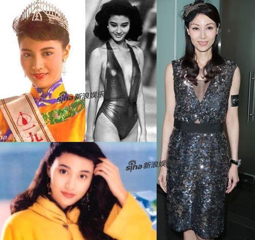 Hoa hậu Hồng Kông: Ngày ấy - bây giờ - 9
