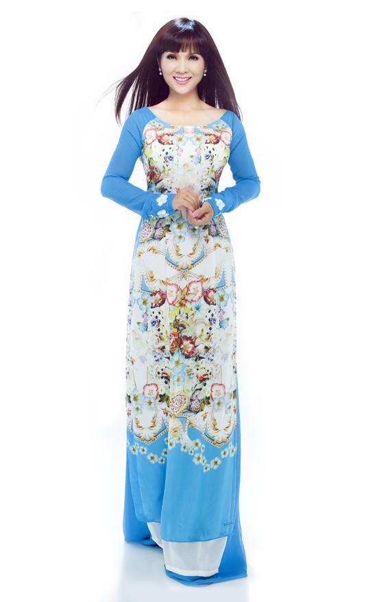 Hoa hậu Kiều Khanh đẹp ngỡ ngàng dù ở ngưỡng U50 | Hoa hậu Kiều Khanh,Hoa hậu Áo dài Việt Nam 1989