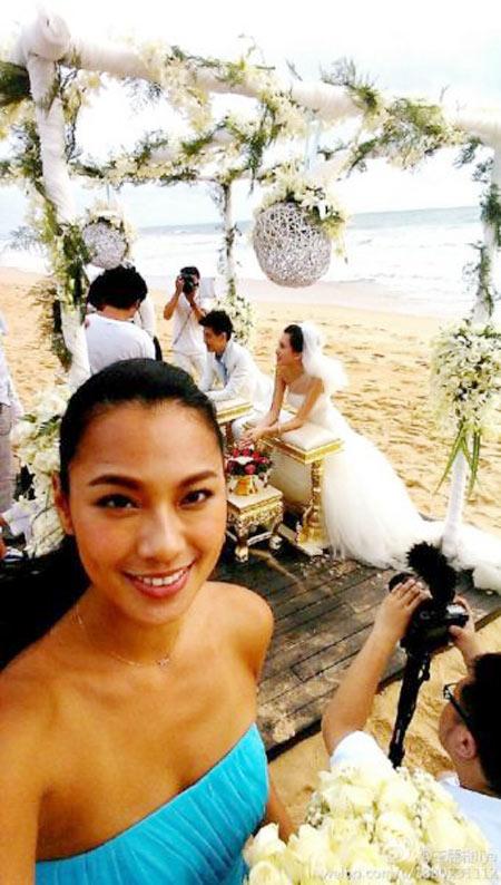 Lâm Chí Dĩnh đã bí mật tổ chức đám cưới - 2