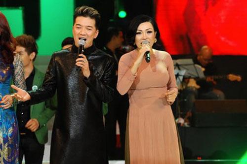 Mr Đàm và Phương Thanh đã tuyên bố không nhìn mặt nhau