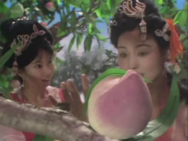 Tây Du Ký bật mí cảnh vườn đào tiên, Phim, ton ngo khong, tay du ky, hau truong phim, hau truong tay du ky, duong khiet, dao tien, hoi ban dao, ban dao vien