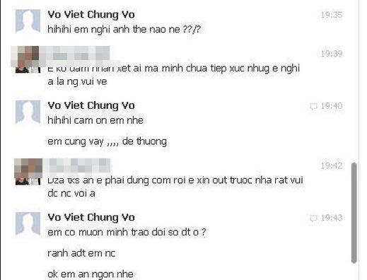 Cao Thái Sơn lại bị tung tin nhắn đồng tính - 9