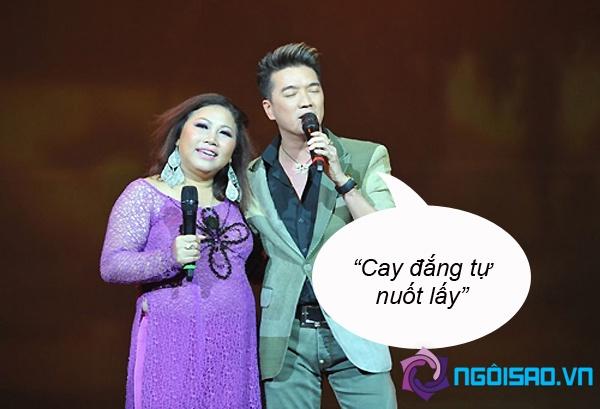 Sao Việt và những phát ngôn