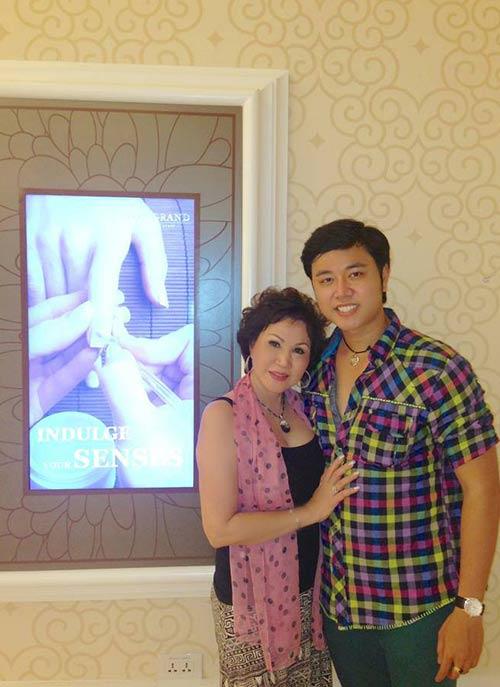 Vũ Hoàng Việt: Chưa từng yêu ai như Yvonne - 7