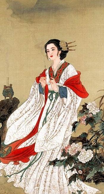 Vẻ đẹp tuyệt thế của tứ đại mỹ nhân Trung Quốc