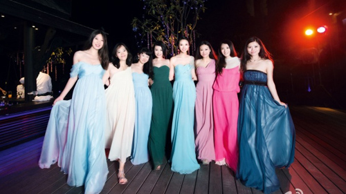 HH Trương Tử Lâm bất ngờ làm đám cưới - 8