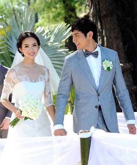 Lộ danh tính chồng của HH Trương Tử Lâm - 1