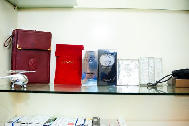 Cartier cũng là thương hiệu yêu thích của Nathan Lee.