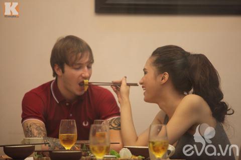 Hương Giang Idol bí mật hẹn hò với trai Tây - 8
