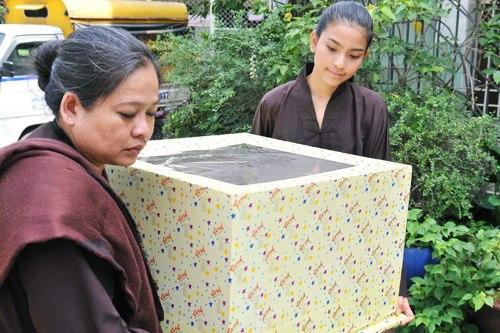 Dàn Á hậu chia sẻ về lễ Vu Lan báo hiếu - 5
