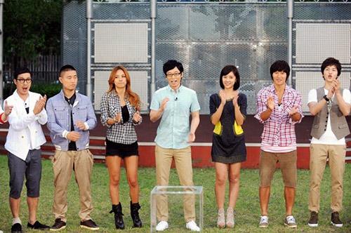 """Show truyền hình """"điên rồ"""" xứ Hàn đến VN - 4"""