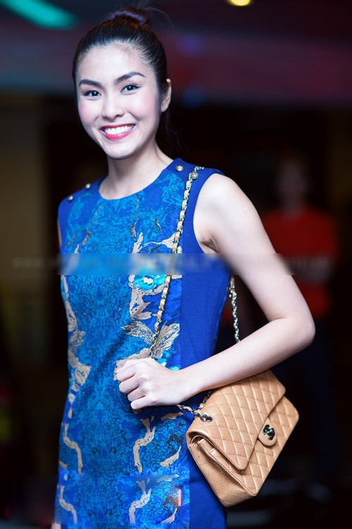 """""""Bóc mác"""" BST túi hàng hiệu của Tăng Thanh Hà - 3"""