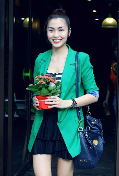 """""""Bóc mác"""" BST túi hàng hiệu của Tăng Thanh Hà - 6"""