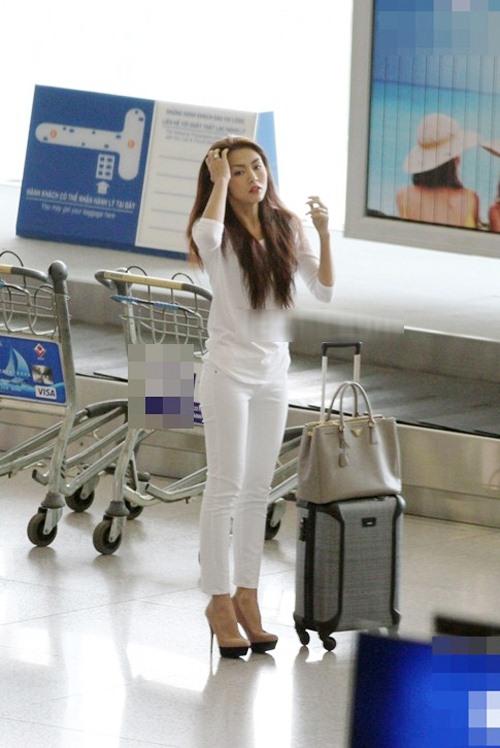 """""""Bóc mác"""" BST túi hàng hiệu của Tăng Thanh Hà - 10"""