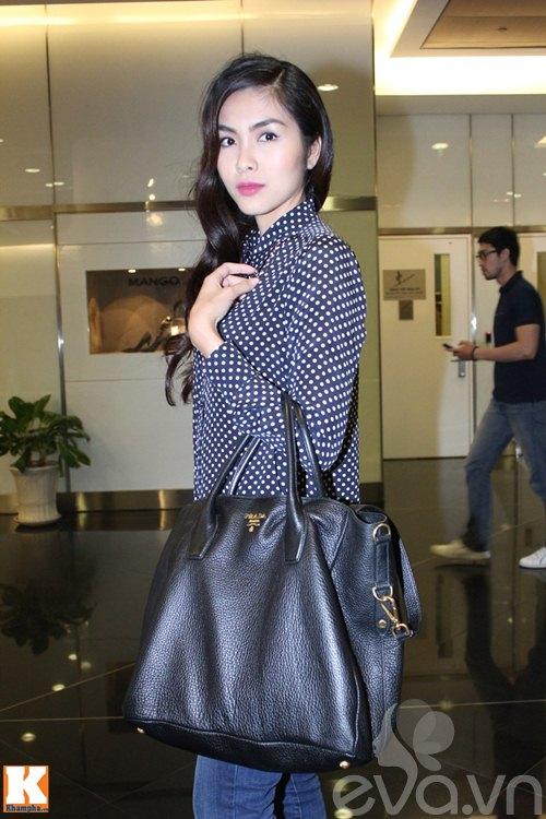 """""""Bóc mác"""" BST túi hàng hiệu của Tăng Thanh Hà - 11"""