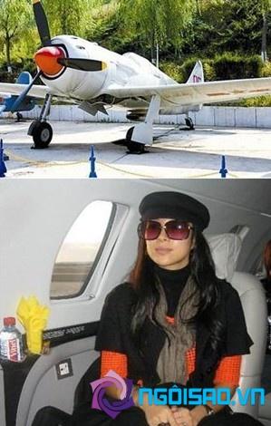Sao Việt cũng chuộng phi cơ riêng