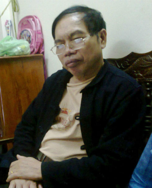 Nhà nghiên cứu Nguyễn Văn Châu
