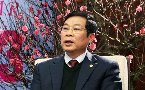 Bo truong Bo Thong Tin