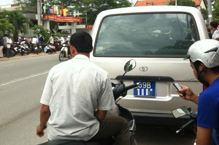 xe cong
