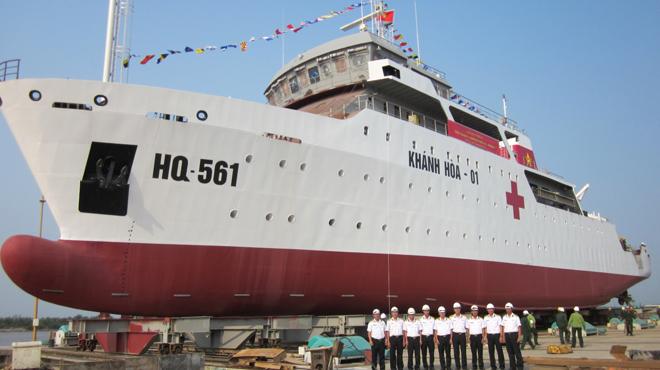 Tàu Khánh Hòa HQ561