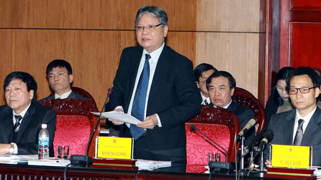 Bộ trưởng Bộ Tư pháp