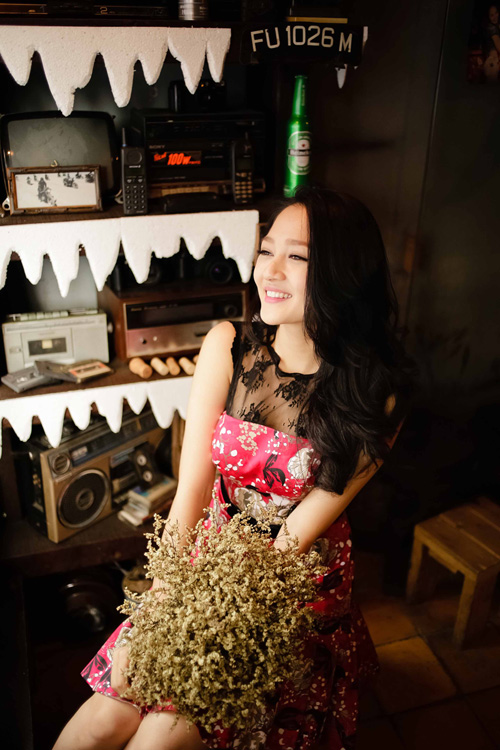 Bảo Anh, The Voice