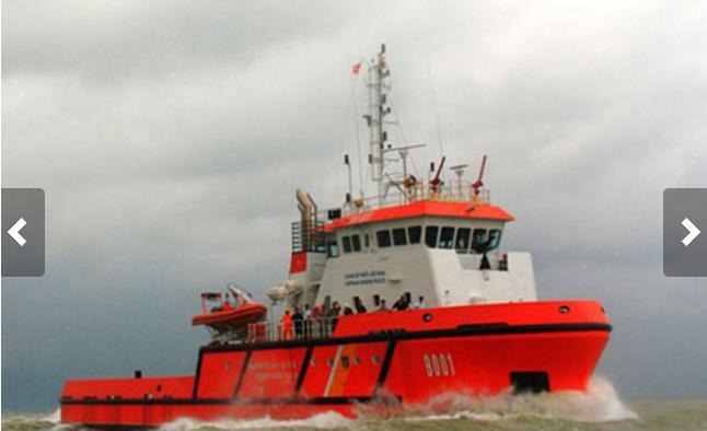 Lá chắn bảo vệ ngư dân