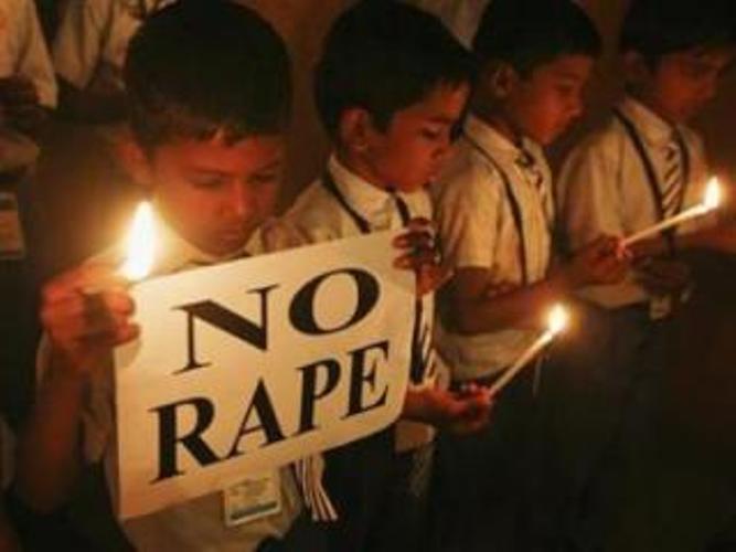 Hiếp dâm tập thể, Ấn Độ