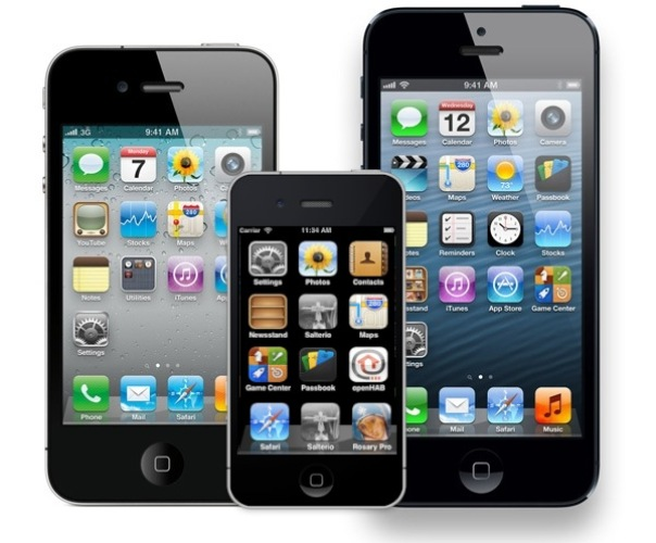 Apple sẽ ra 3 iPhone trong năm 2013