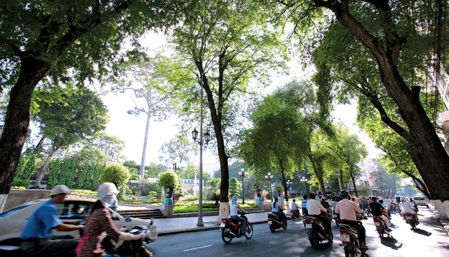 Sài Gòn khoáng đạt