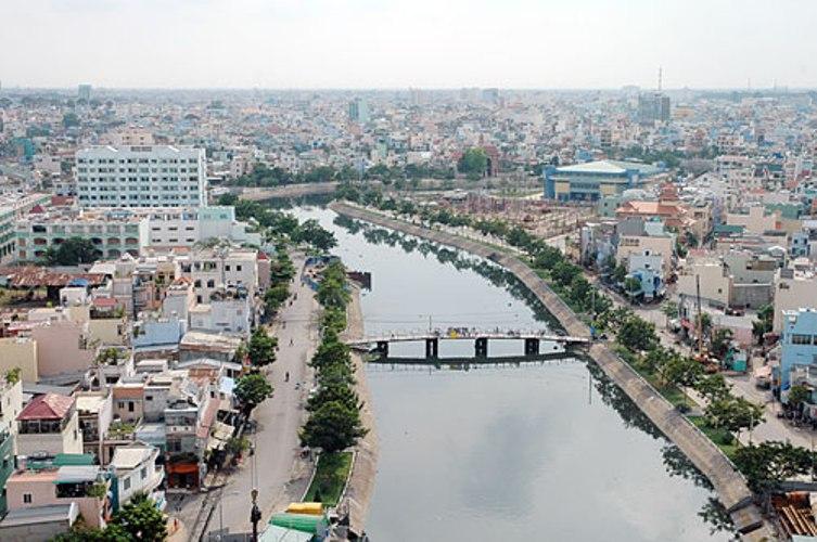 Tái sử dụng nguồn nước thải Nhiêu Lộc - Thị Nghè