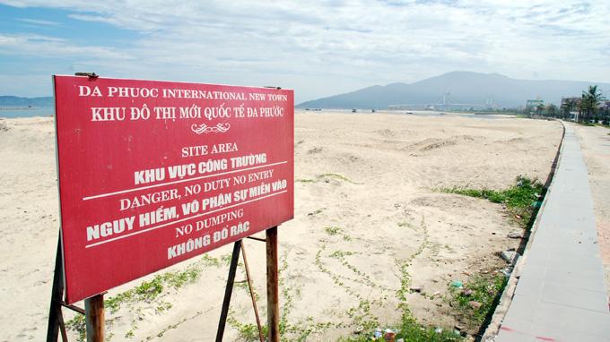 Sai phạm đất đai ở Đà Nẵng