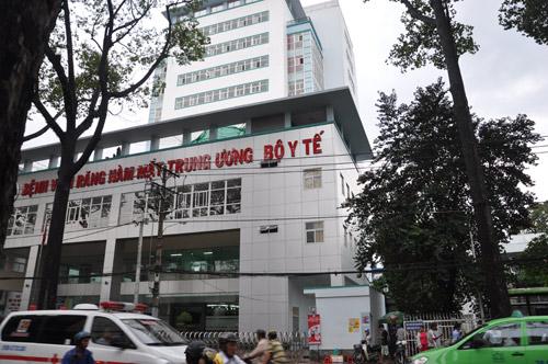 Bệnh viện Răng hàm mặt T.Ư tại TP.HCM