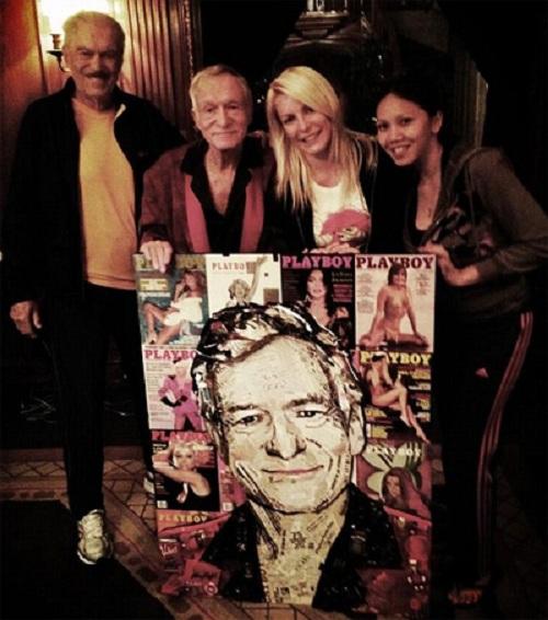 ông chủ Playboy, Hugh Hefner