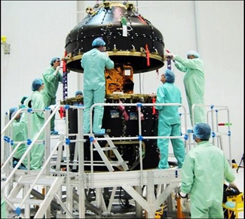 vệ tinh VNREDSat-1