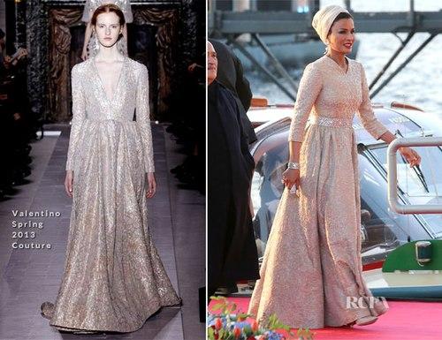thời trang, hoàng gia