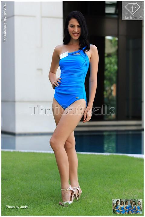 hoa hậu Thái Lan