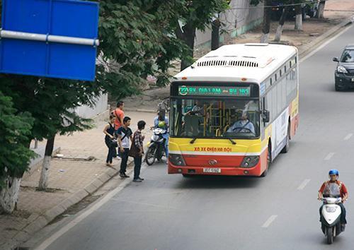 xe buýt nhanh