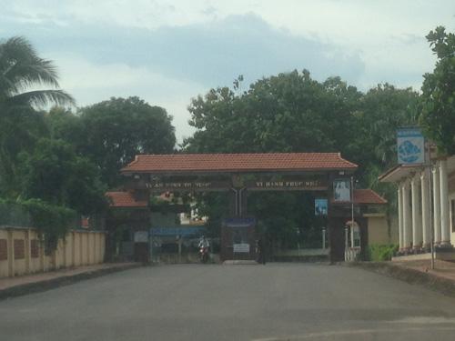 trại giam